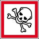 GHS-Etiketten - Akute Toxizität