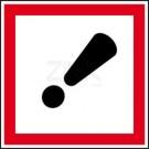 GHS-Etiketten - Achtung Gesundheitsschädlich