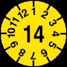Prüfplaketten - Jahr (4)