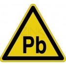 Warnzeichen - Warnung vor Blei