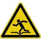 Warnzeichen - Warnung vor Einbruchgefahr