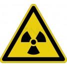 Warnzeichen - Warnung vor radioaktiver oder ionisierender Strahlung