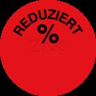 Aktionsetiketten - Reduziert %