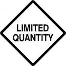 LQ-Etiketten - Limited Quantities