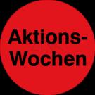 Organisationsetiketten - Aktionswochen