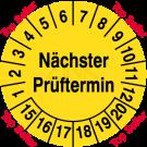Prüfplaketten - Nächster Prüftermin (2) – Top Seller