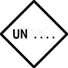 UN Etiketten mit individueller Nummer