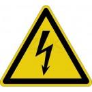 Warnzeichen - Warnung vor gefährlicher elektrischer Spannung