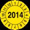 Prüfplaketten - Jahr (1)