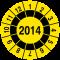 Prüfplaketten - Jahr (3)